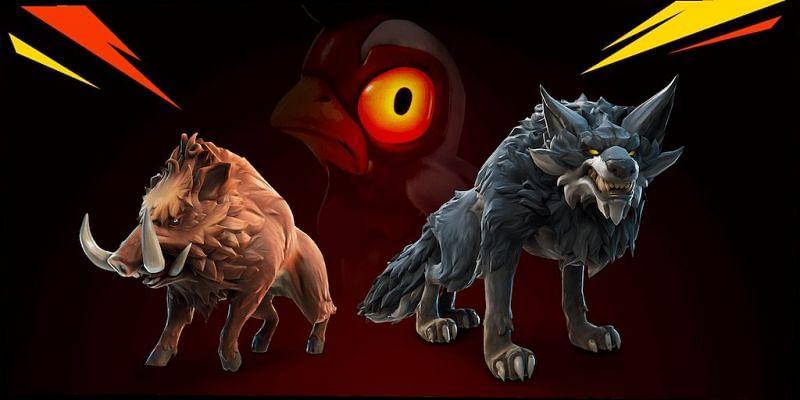 【速報】野生動物とIOガードが競技プレイリストから削除